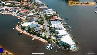 ساحل طلایی در کویینزلند استرالیا نماد شکوه و زیبایی شهرسازی