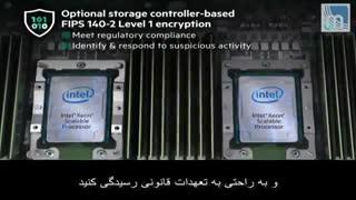 معرفی دستگاه ذخیره سازی HPE Apollo 4200 Gen10 با زیرنویس فارسی