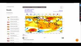 پیش بینی فصلی آب و هوای کشور طی پاییز 98 - آپدیت اول بررسی چشم انداز اولیه الگوی مولفه های اقلیمی و  تحلیل  مدل های آب و هوایی