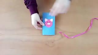 تولید و پخش کارت پستال طرح حیوانات