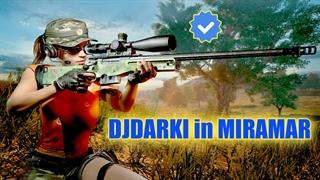 Djdarki in pubg new map miramar get 7 frag in first