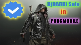 Djdarki in pubg again for 20 Minutes
