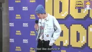 ENG SUB | Wooseok (PENTAGON) | MBC Idol Radio | Domino + introduction Ft. Kuanlin 190313