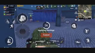 PUBG MOBILE Djdarki vs zombie's in new machingun