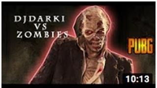 PUBG MOBILE zombie Boss trick in pubgmobile