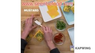 آموزش ۹ غذای سریع و متنوع برای پیک نیک