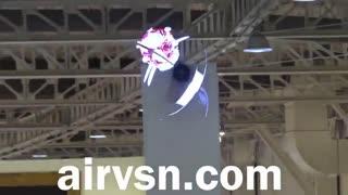 ایرویژن در نمایشگاه طلا و جواهر