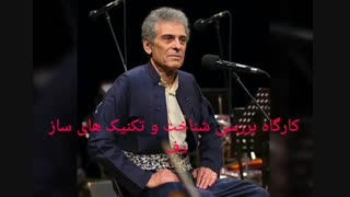 برگزاری کارگاه آموزش موسیقی سنتی ایرانی توسط بیژن کامکار