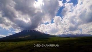 مستند آرارات از سمت بورالان ماکو