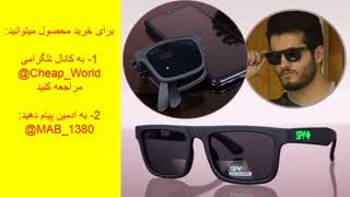 عینک آفتابی مدلSPY(قیمت:39هزارتومن)