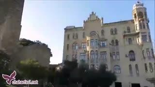 سفر به کشور آذربایجان، سرزمین آتش