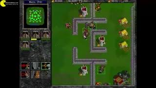 Warcraft 2 gameplay tehrancdshop.com گیم پلی بازی وارکرفت 2