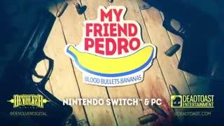 تریلر بازی My Friend Pedro ، یک شاهکار 2 بعدی | ماگرتا
