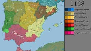 جغرافیای تاریخی ایبری