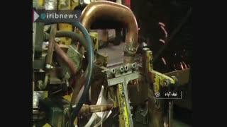 خلاصه ای از بزرگترین کارخانه ساخت قطعات پرسی خودروی کشور