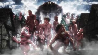 Attack on titan S2 OST_apetitan_ beast titan's theme
