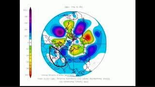 پیش بینی فصلی آب و هوای کشور طی پاییز 98 - آپدیت دوم بررسی الگوی سال های آنالوگ مشابه (شاخص QBO)