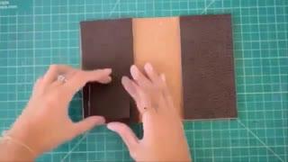 دفتر یادداشت چرمی - دفترچه یادداشت چرمی
