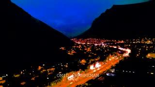 شب های زیبای منطقه بورج ماکو