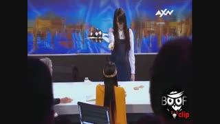 """اجرای جادوی سیاه در برنامه استعداد یابی آسیا """"قسمت اول"""""""