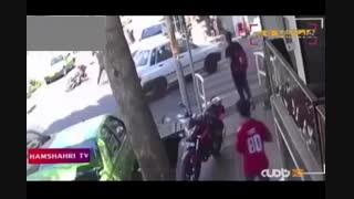 درگیری شرور معروف شرق تهران