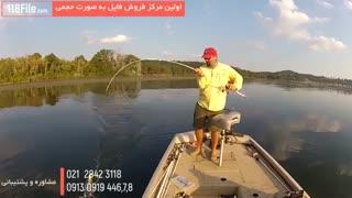 آموزش ماهیگیری بصورت گام به گام