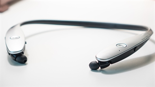 معرفی هدست استریو بی سیم ال جی مدل Tone Infinim HBS-910 - پلازامگ