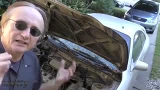 چرا باید پیش از حرکت، موتور خودرو را گرم کرد؟