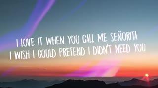 Shawn Mendes_ Camila Cabello – Señorita