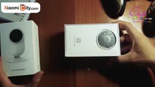 جعبه گشایی دوربین نظارتی میجیا شیائومی مدل SXJ02ZM