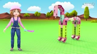 اسباب بازی دخترانه انجینو - سری اینونتور دخترانه