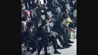 ریکشن جین و جانگ کوک به خجالت کشیدن تهیونگ...(bts/jin/jung kook/te te/funny moment)