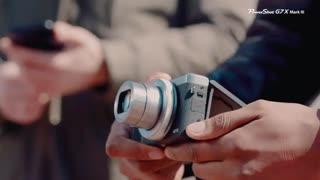 معرفی دوربین Canon Powershot G7 X Mark III