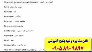 کدینگ و رمز گردانی لغات کتاب 504 و 1100 باـ استادعلی کیانپور