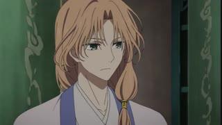قسمت ششم انیمه یونا دختری از سپیدهدم  (Akatsuki no yona)