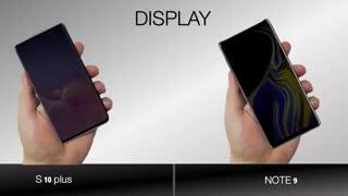 مقایسه گلکسی S9 پلاس و گلکسی نوت 9