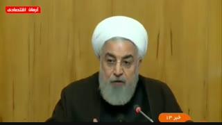 واکنش روحانی به تصمیم اروپا دربرگزاری نشست فوری بدلیل کاهش تعهدات ایران در برجام