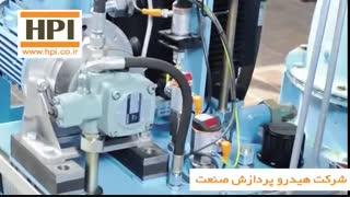 کاربرد سنسورهای  شرکت IFM جهت اندازه گیری سطح،دما و فشار در سیستم هیدرولیک،