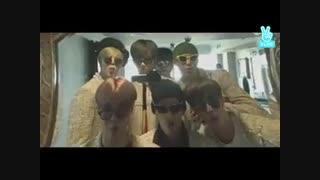 موزیک ویدیوی spine breaker ساخته شده توسط  بنگتن « برنامه bts gayo»