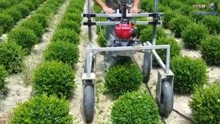 ماشین آلات جدید برای باغبانی وکشاورزی