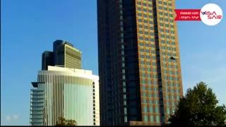 برج مسه آلمان - Messe Turm Germany - تعیین وقت سفارت آلمان با ویزاسیر