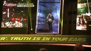 اجرای دیروز یونگ سنگ در برنامه Superhearer ^^جییییییییییغغغغ