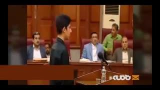 پسر میترا: استاد تقاضای قصاص برای قاتل مادرم دارم