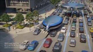 آینده وسایل نقلیه