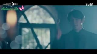 سکانس بازی لی جونگی در قسمت سوم سریال هتل دل لونا با زیرنویس فارسی