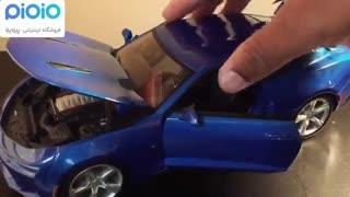 ماکت فلزی ماشین مدل Chevrolet Camaro SS 2016 | فروشگاه اینترنتی پیویو