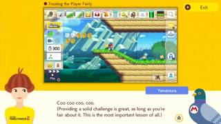 بررسی بازی سوپر ماریو 2 - Super Mario Maker 2 - سایت سه گوش