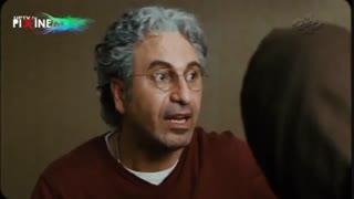 فیلم زندگی خصوصی آقا و خانم میم ، سکانس تغییر آوا بر اساس نیاز محسن