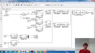 """آموزش شبیه سازی ماشین""""DFIM""""در متلب 8"""