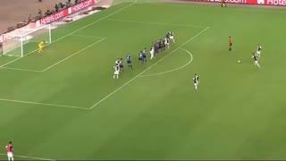 خلاصه بازی یوونتوس 1 (4) - اینتر 1 (3) | اینترنشنال چمپیونز کاپ